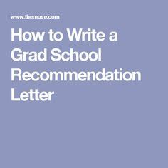 How to write a recommendation letter for a collegue